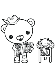 Octonauts Coloring Pages The Coloring Pages 2 Octonauts Coloring Octonauts Coloring Pages