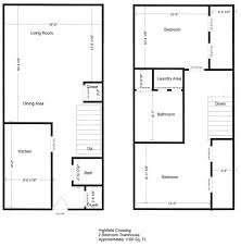 colebrook management highfield crossing 2 bedroom townhouse