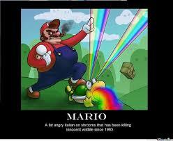 Mario Memes - funny nintendo memes on twitter a fat italian plumber