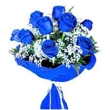 imagenes con flores azules dia de la maestra expresa tus sentimientos según el color de las rosas