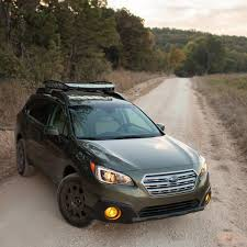 customized subaru outback exploring the forest roads awd awdsome rallyarkansas subaru