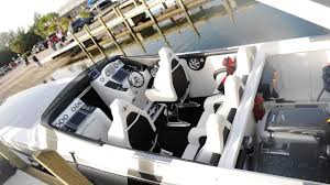 cigarette racing mercedes sls amg inspired cigarette racing boat unveiled at miami