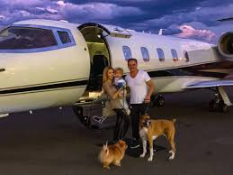 real housewives miami star slammed for private jet evacuation photo