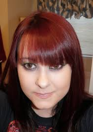 vibrant red hair color gallery hair color ideas
