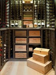 R Wine Cellar - 19 unexpected versatile and very practical pull out shelf storage