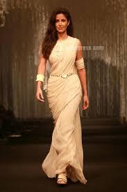 fitoor jodi katrina kaif and aditya roy kapoor graced the runway