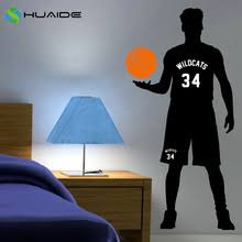 popular basketball bedroom decor buy cheap basketball bedroom