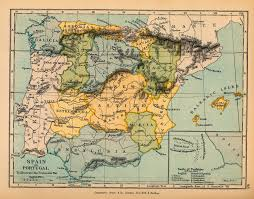 Maps Spain by Nationmaster Maps Of Portugal 18 In Total
