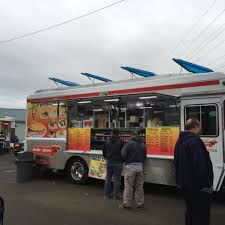 Portland Food Carts Map by Lonchera Brother Express Mexican Portland Food Trucks Roaming