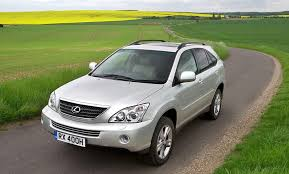 lexus rx estate review 2003 2009 parkers