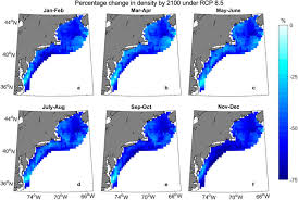 Cape Cod Water Temp - projecting the effects of climate change on calanus finmarchicus