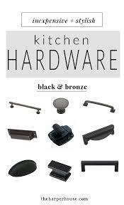 kitchen hardware 27 budget friendly options kitchen hardware