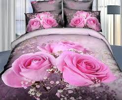 bed sheet quality romantic bedding set 3d rose design weeding bed sheet buy sheets
