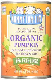 amazon com nummy tum tum pure pumpkin for pets 15 ounce pack