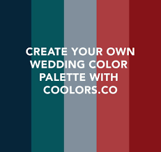 color combo generator wedding free wedding color palette generator fall tool collection