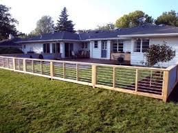 Backyard Fences Ideas Garden Design Garden Design With Fence Designs Backyard Privacy