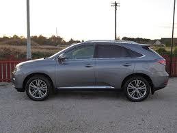 lexus wagon used lexus rx 450h suv 3 5 luxury station wagon cvt 4x4 5dr in
