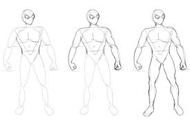 how to draw spiderman comic spiderman drawing