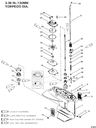 johnson boat motor diagram all boats