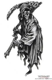 40 grim reaper tattoos meanings photos designs for men and women