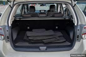 subaru minivan 2016 spyshot subaru xv 2016 kelihatan di bangsar image 430339
