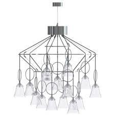 15 Light Chandelier Tableart Lighting Suspension Lighting Saint Louis