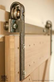 How To Make A Barn Door Track Stainless Steel Barn Door Hardware Eclectic Hardware Home Ideas