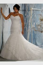 plus size fit and flare wedding dress wedding dresses neckline fit and flare plus size naf