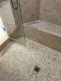 Modern Bathroom Style Tiles Glamorous Tile Shower Floor Ideas Tile Shower Floor Ideas