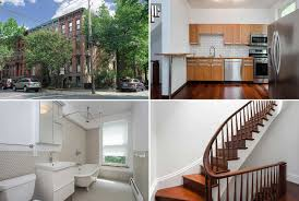 half fee very large 2 bedroom duplex rental in van vorst park for