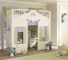 Dollhouse Bed For Girls by Kid U0027s Bedroom Furniture Exciting Loft Bed Designs Playhouse