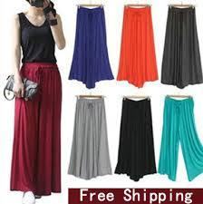 women pants new summer dress 2014 modal cotton elastic waist