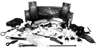 fifty shades of grey the official pleasure collection launches