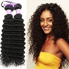 ripple hairstyle indian virgin hair ripple deep weave 8a indian deep curly hair 3