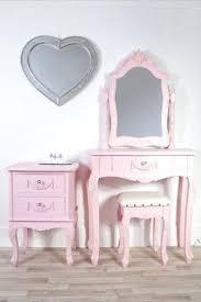 Pink Vanity Table Vanity Table And Stool Pink Vanity Table With Best