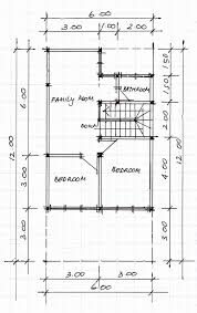 Small Economical House Plans 2 Storey House Plan With Measurement Design A Plans For Small Two