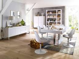 Esszimmer Buffet Ideen Paris Tisch Stuhl Buffet Sideboard 7 Teilig Wei Mit