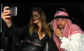 Sheik Halloween Costume Khloe Kardashian Moves 7 2m French Montana Takes