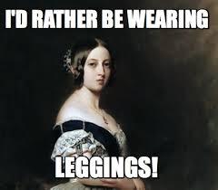 Leggings Meme - meme creator i d rather be wearing leggings meme generator at