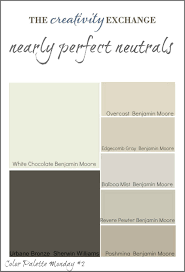 readers favorite paint colors color palette monday collection of