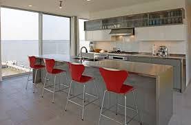 Modern Kitchen Island Stools - modern kitchen bar stool designs
