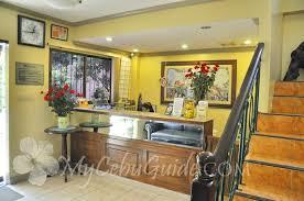 Palazzo Front Desk Palazzo Pensionne Cebu Hotels Resorts My Cebu Guide