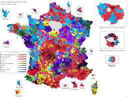 Map Of Northern France by Mapping French Elections Exploring French Elections Through Maps