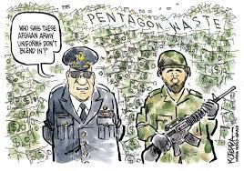 jeff koterba u0027s june 23 cartoon the hidden cost of afghanistan
