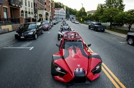 polaris slingshot under investigation for alleged faulty seat
