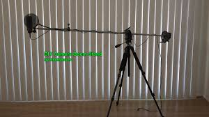 mic stand table attachment diy microphone boom stand or mic stand youtube
