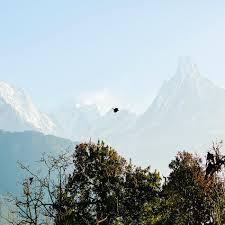nepal travel photography natural landscape print home decor