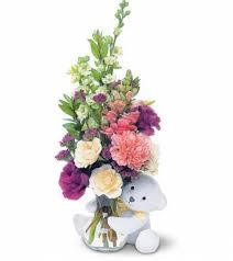 florist melbourne fl sending you hugs flowers with stuffed animal in melbourne fl