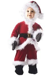 Infant Costumes Baby Santa Claus Costume Halloween Costumes