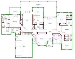 1 story open floor plans 5 bedroom house plans open floor plan selecting your 1 story with